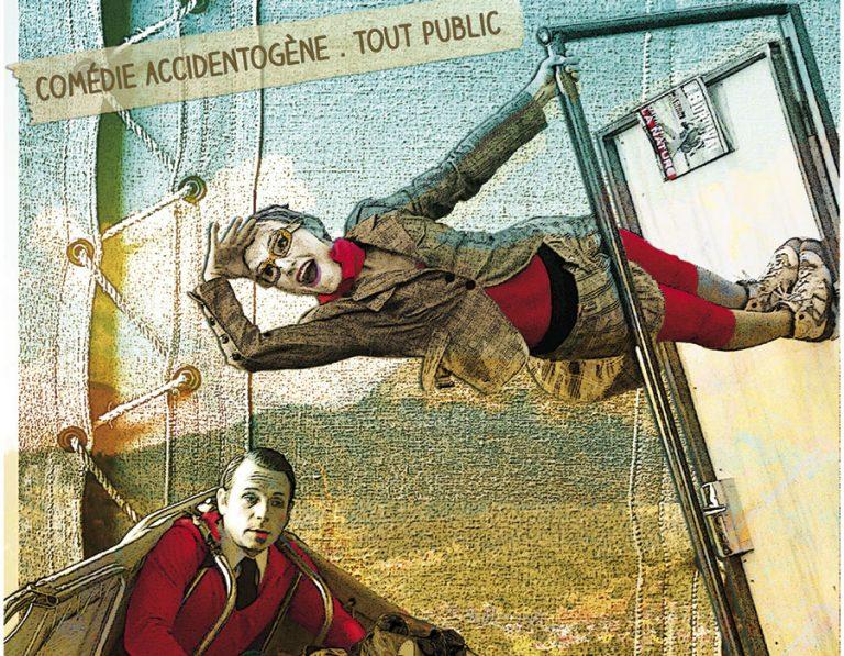 affiche spectacle cirque