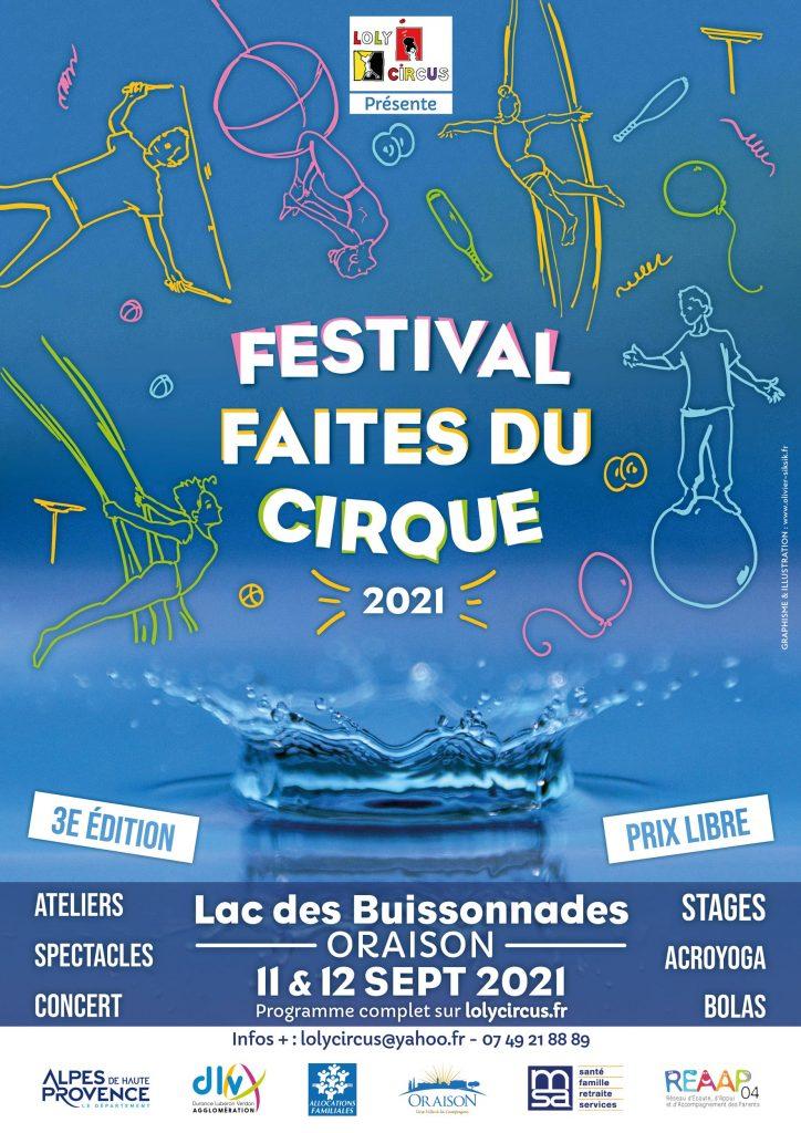 Festival faites du cirque