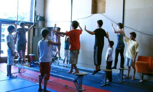 Stage cirque 4/12 ans